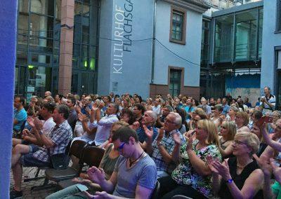 Publikum CD Release Glanzblick